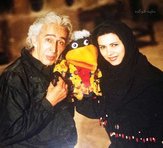 عکس شراره درشتی و همسرش رضا ژیان + بیوگرافی