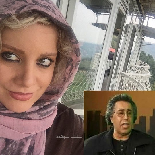 شراره رخام و همسرش فرهاد قریب + بیوگرافی