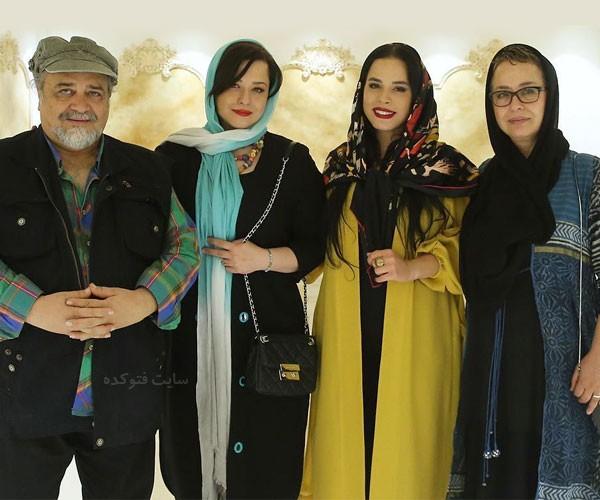 همسر محمدرضا شریفی نیا و دخترانش + بیوگرافی کامل