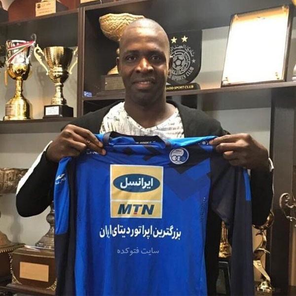 شیخ دیاباته فوتبالیست استقلالی کیست