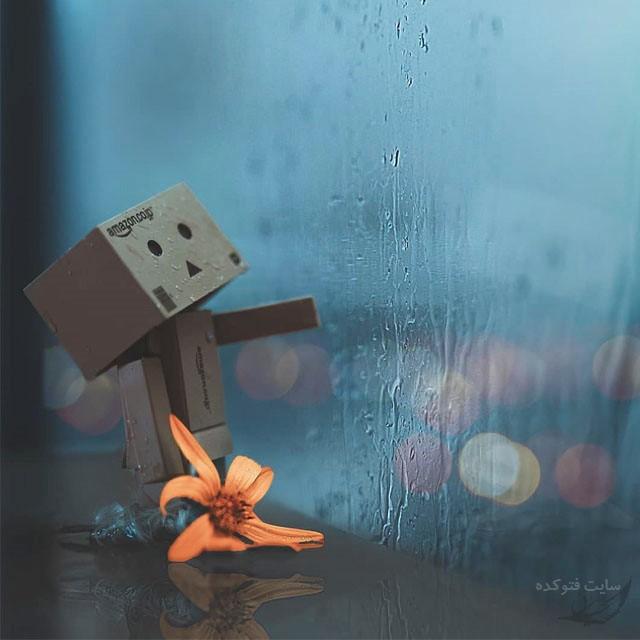 شعر عاشقانه غمگین  با عکس