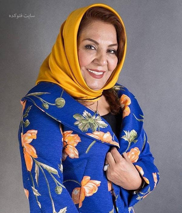 عکس بازیگران شش قهرمان و نصفی زهره حمیدی
