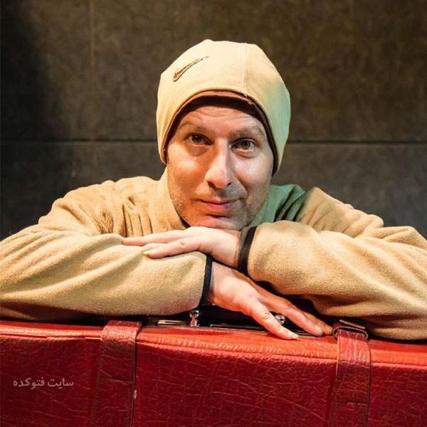 عکس بازیگران شش قهرمان و نصفی رامین ناصر نصیر