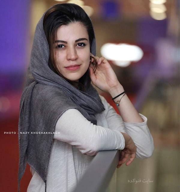 عکس بیوگرافی شیدا خلیق بازیگر