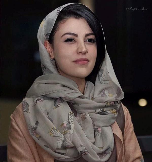 عکس بیوگرافی شیدا خلیق بازیگر زن + زندگی شخصی