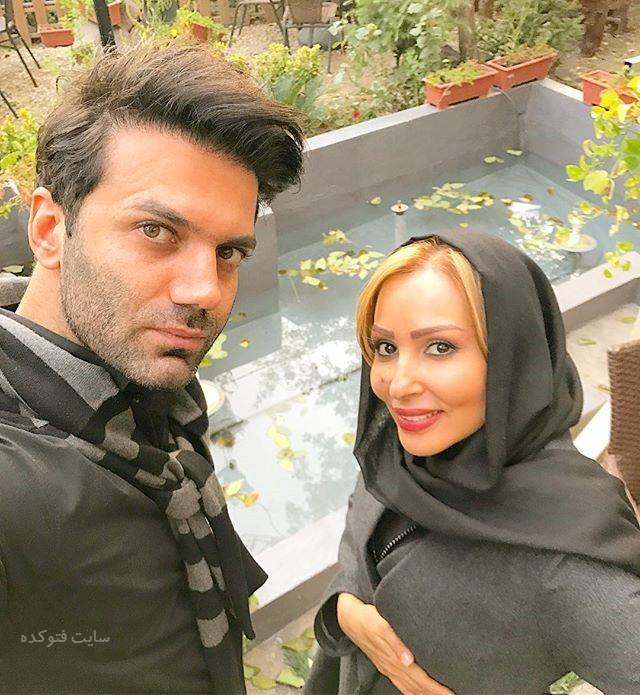 عکس شیث رضایی و پرستو صالحی + بیوگرافی