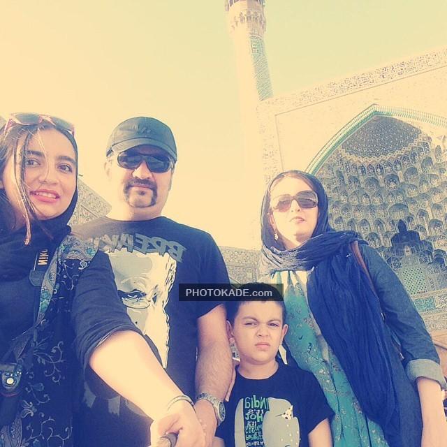 عکس خانوادگی شقایق دهقان + بیوگرافی کامل