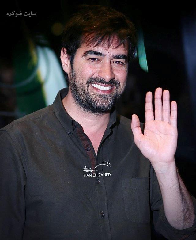 عکس شهاب حسینی بازیگر + بیوگرافی و زندگی شخصی