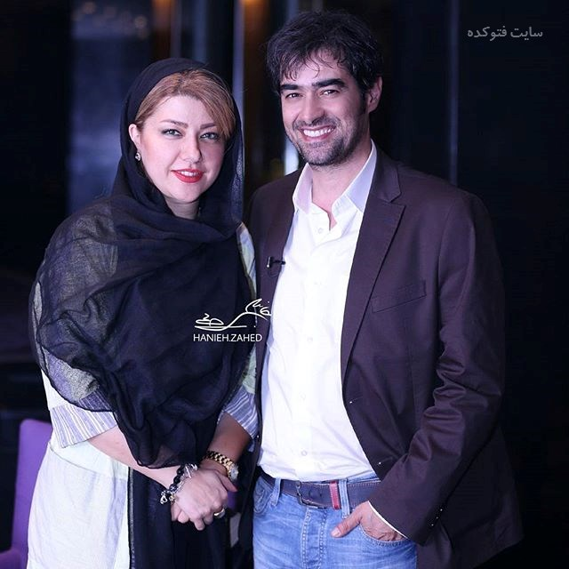 عکس شهاب حسینی و همسرش پریچهر قنبری + بیوگرافی کامل