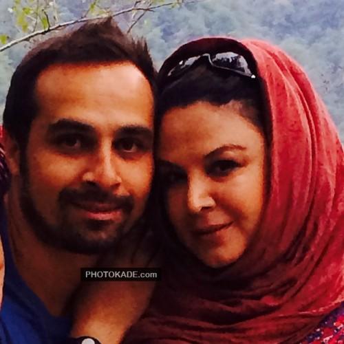 عکس شهره سلطانی و همسرش بهروز پناهنده + بیوگرافی کامل