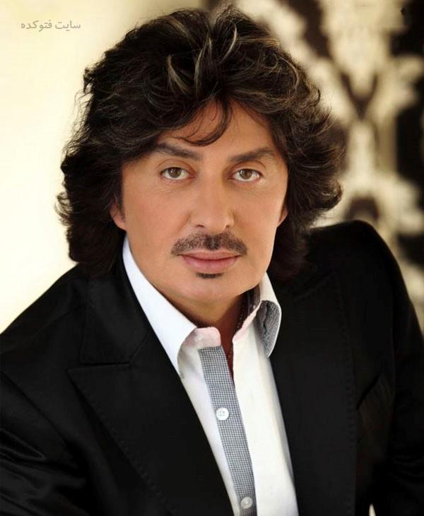 عکس و بیوگرافی شهرام صولتی خواننده لس آنجلسی
