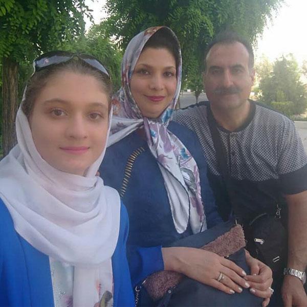 بیوگرافی شیده معاونی و همسرش