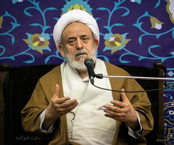عکس و بیوگرافی شیخ حسین انصاریان