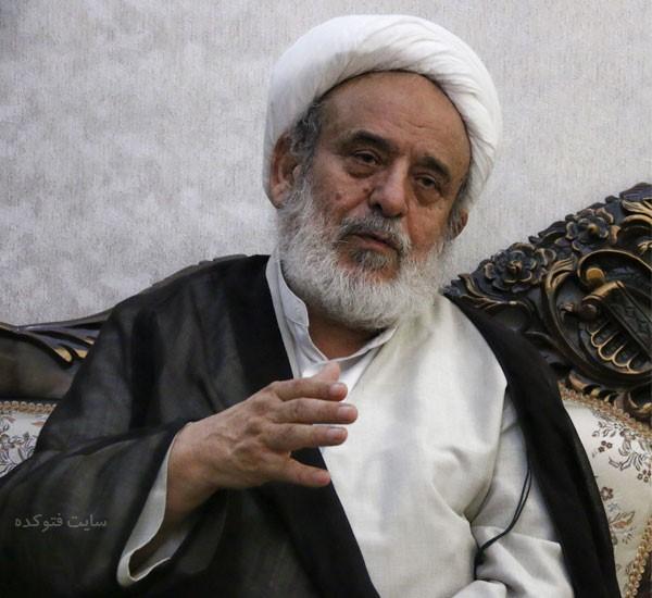 بیوگرافی حسین انصاریان روحانی