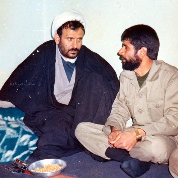 شیخ در زمان جنگ ایران و عراق