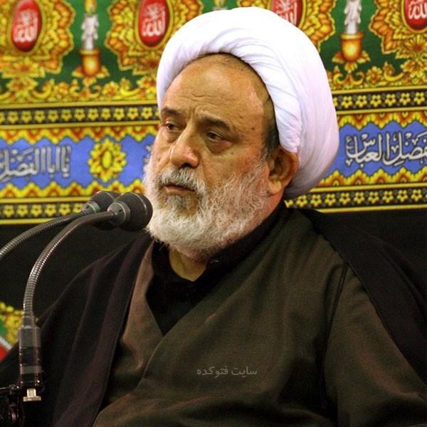 زندگینامه شخصی و مذهبی شیخ حسین انصاریان