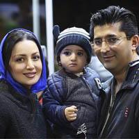 شیلا خداداد و همسرش فرزین سرکارات با عکس و بیوگرافی