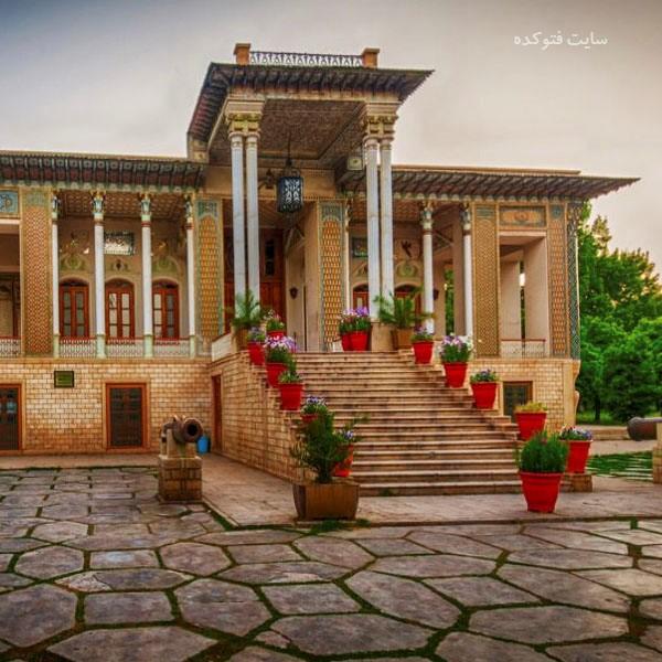 جاهای دیدنی شیراز : باغ عفیف آباد + عکس و آدرس کامل