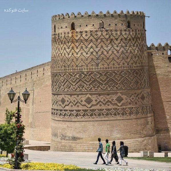 جاهای دیدنی شیراز : ارگ کریم خان زند + عکس و آدرس کامل