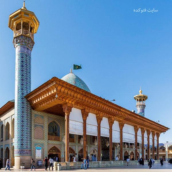 جاهای دیدنی شیراز : شاهچراخ + عکس و آدرس کامل