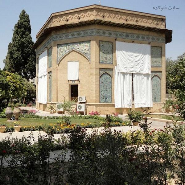 جاهای دیدنی شیراز : عمارت کلاه فرنگی (موزه پارس) + عکس و آدرس کامل