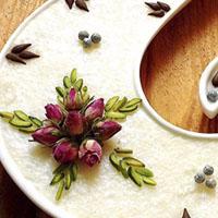طرز تهیه شیر برنج مجلسی + عکس و دستور پخت