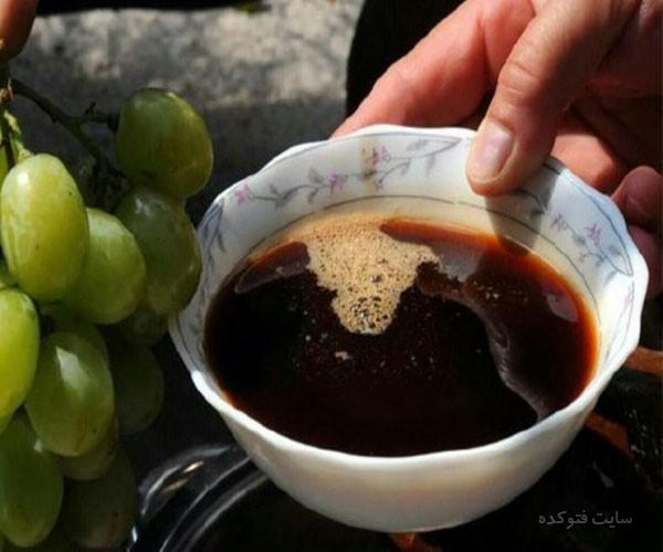 خواص شیره انگور (دوشاب) برای زن باردار و پوست و چاقی