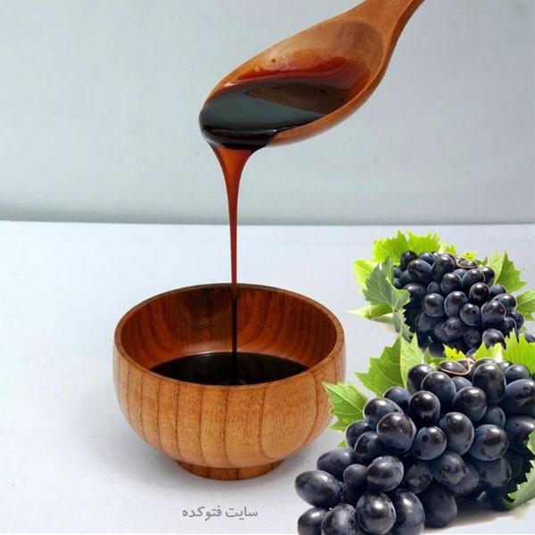خاصیت شیره انگور برای پوست و کبد و کم خونی
