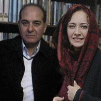 بیوگرافی شیرین بینا و همسرش + عکس دخترش پریناز