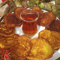 طرز تهیه کاکای کدو شیرینی سنتی گیلان + عکس