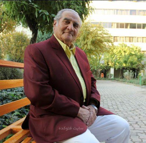 بیوگرافی عباس شیرخدا