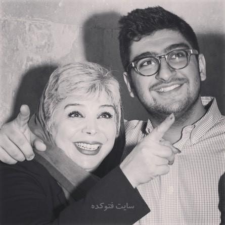 عکس شیوا خنیاگر و پسرش علیرضا + بیوگرافی
