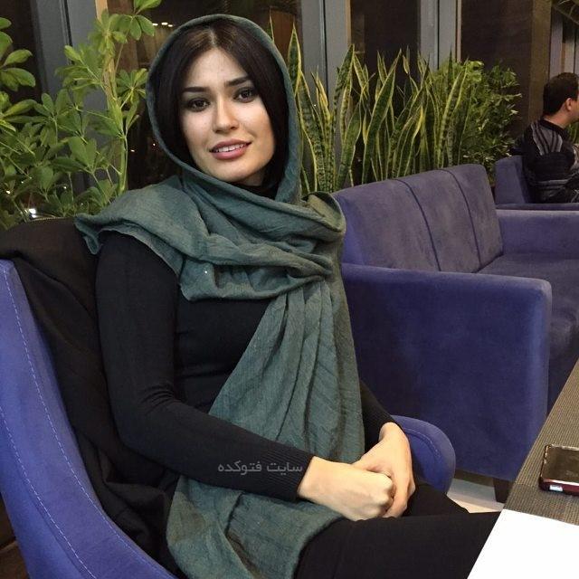 بیوگرافی شیوا طاهری مشفق بازیگر با عکس های شخصی