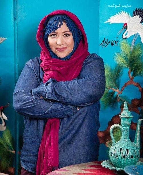عکس شهره لرستانی + همسر و بیوگرافی کامل