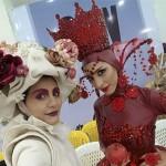 ماجرای شو لباس دانشگاه الزهرا با عکس