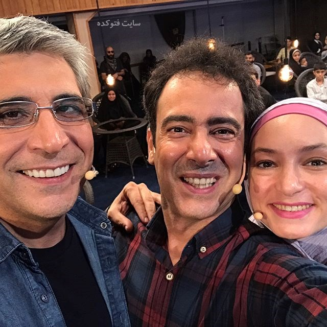 عکس سحر ولدبیگی و همسرش نیما فلاح + امیر غفارمنش
