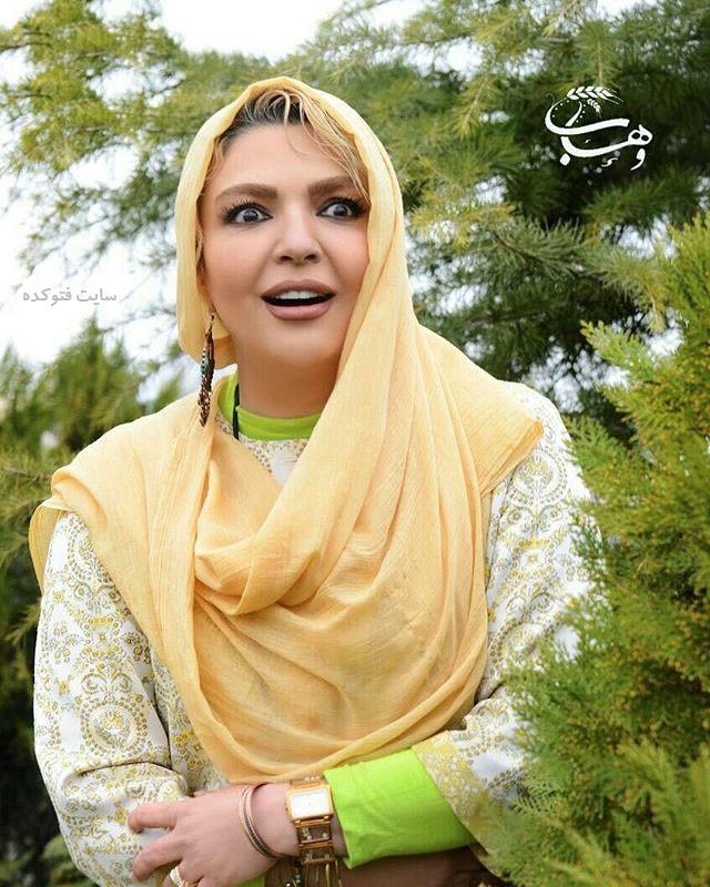 عکس بیوگرافی شهرزاد عبدالمجید
