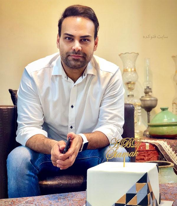 سیامک عباسی خواننده کیست + بیوگرافی کامل
