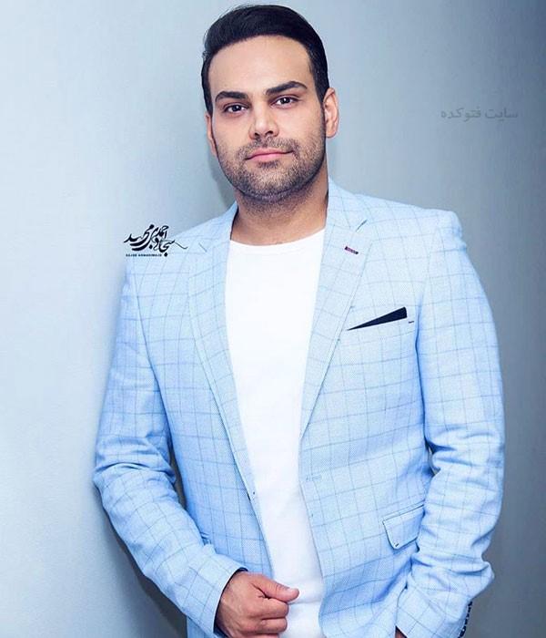بیوگرافی سیامک عباسی خواننده + زندگی شخصی