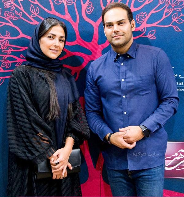 عکس های سیامک عباسی و هدی زین العابدین + بیوگرافی کامل