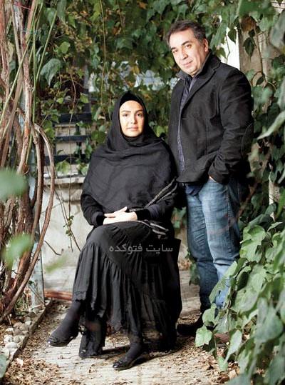 عکس سیامک انصاری و زنش طناز هادیان + بیوگرافی