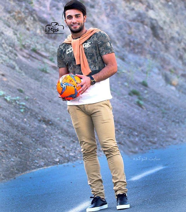 عکس و بیوگرافی سیامک نعمتی