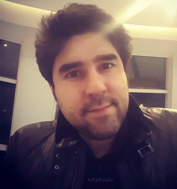 بیوگرافی سیاوش عقدایی مجری + زندگی شخصی و همسرش