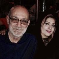 بیوگرافی سیاوش قمیشی و همسرش لیلا وصال با عکس خانوادگی