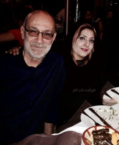 عکس سیاوش قمیشی و همسرش , عکس همسر سیاوش قمیشی , عکس لیلا وصال , غکس لیلی وصال