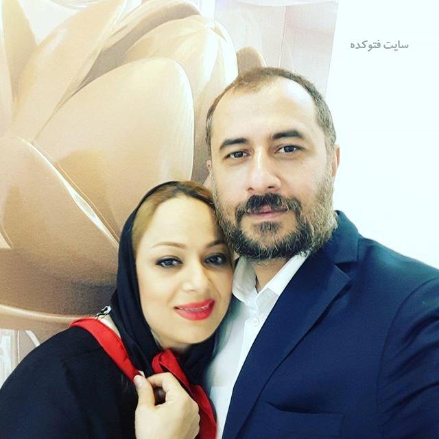 همسر سیاوش مفیدی کیست + بیوگرافی شیوا سلیمی