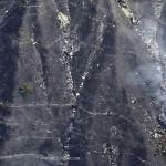 عکس های سقوط هواپیمای فرانسه