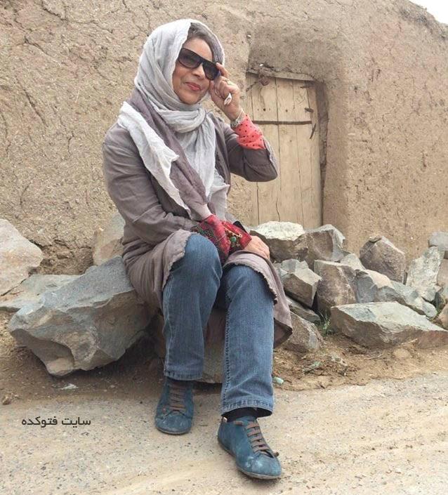 عکس متفاوت سیما بینا در ایران روستا