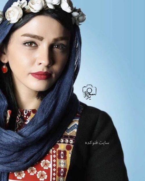 عکس سیما خضرآبادی + زندگینامه هنری و شخصی