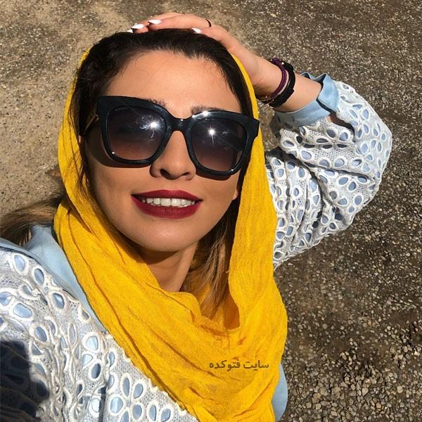 بیوگرافی سیما خضرآبادی بازیگر زن + عکس جدید